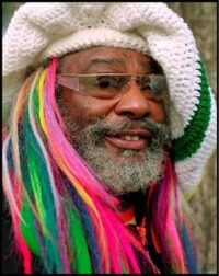 Rock and Roll Hall of Fame legend and founder of Parliament-Funkadelic, George Clinton