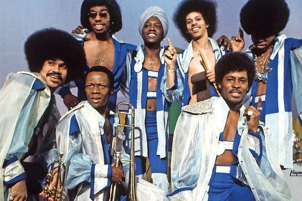 Enteje Featured Artists - The Ohio Players