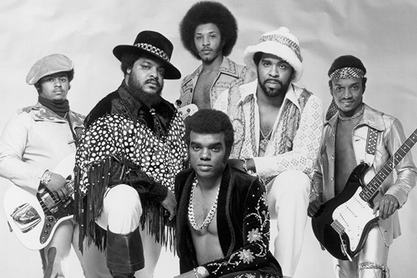 Enteje Featured Artists - Isley Brothers